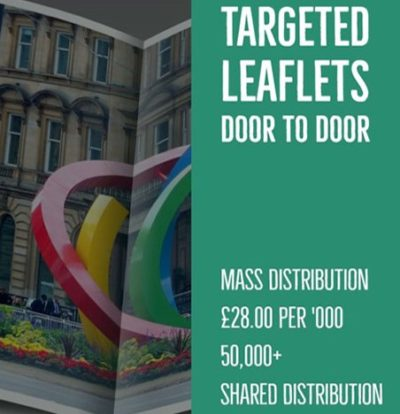 Leaflet Distribution by Letterbox Distribution Ilford Essex 497