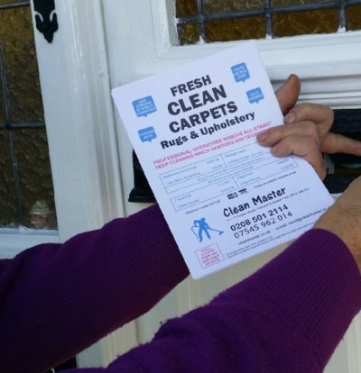 Letterbox Distribution London Flyers and leaflets