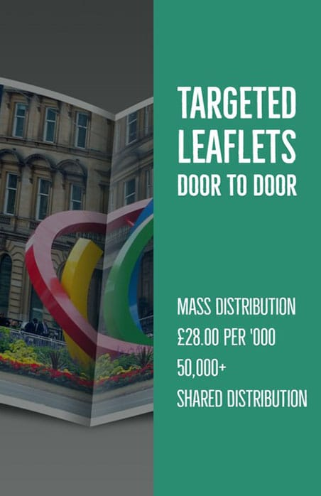 Leaflet Distribution by Letterbox Distribution Ilford Essex