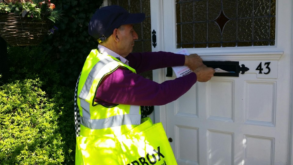 Letterbox Distribution creative services